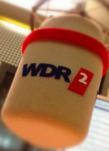 Mikrofon von WDR2