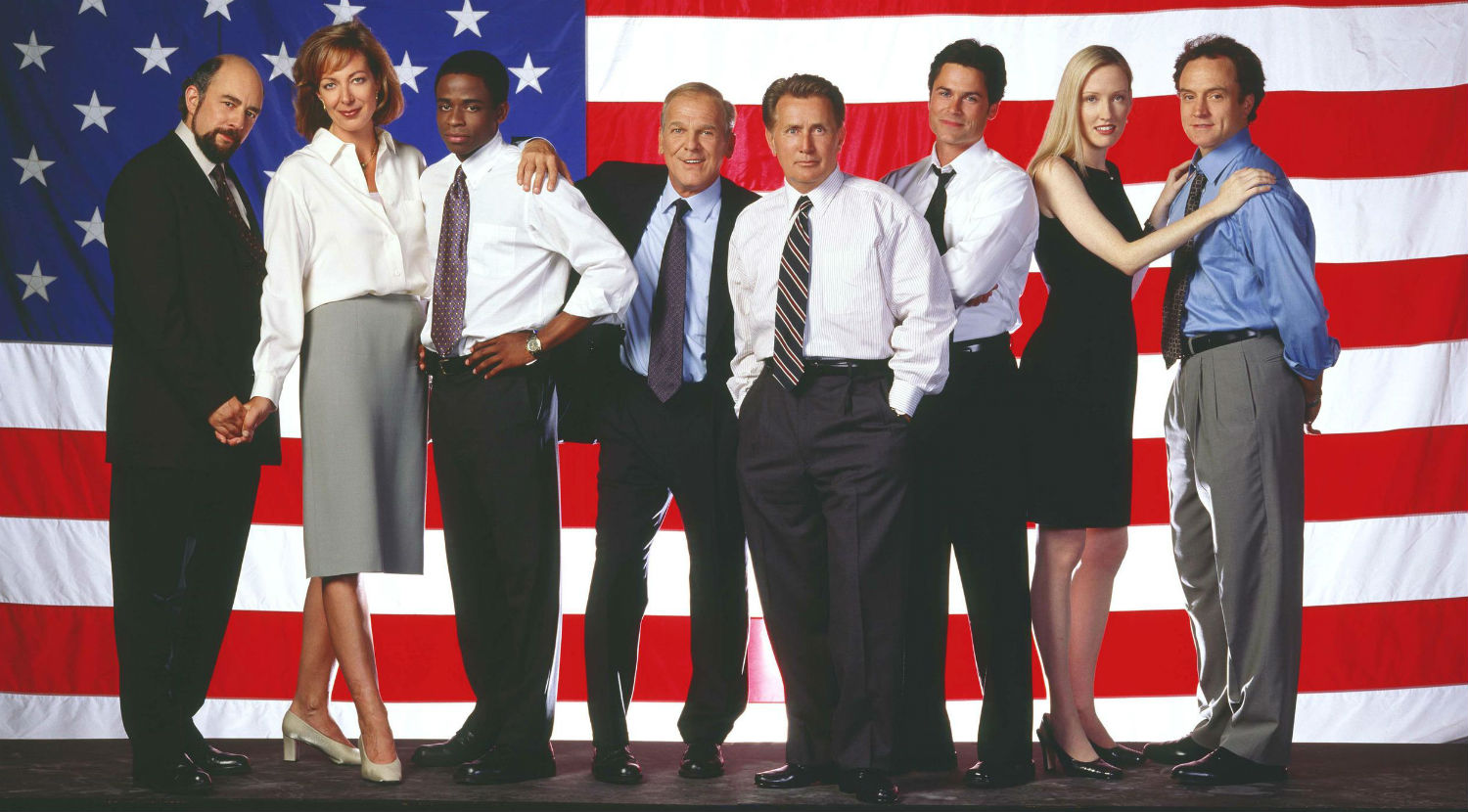 Seriencheck: The West Wing