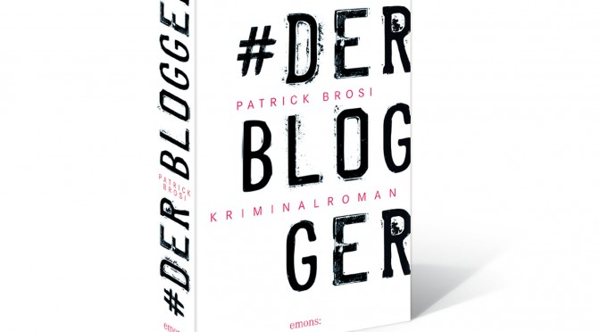 Immer wenn sie Pillen nehmen: Der Blogger