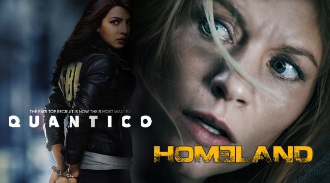 Ferien-Seriencheck: Homeland S5, Quantico